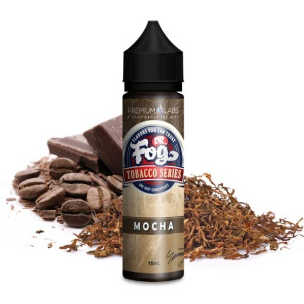 Dr Fog Tobacco Mocha (15ml to 60ml)