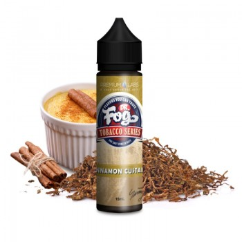 Dr Fog Tobacco Cinnamon Custard ( 15ml to 60ml )