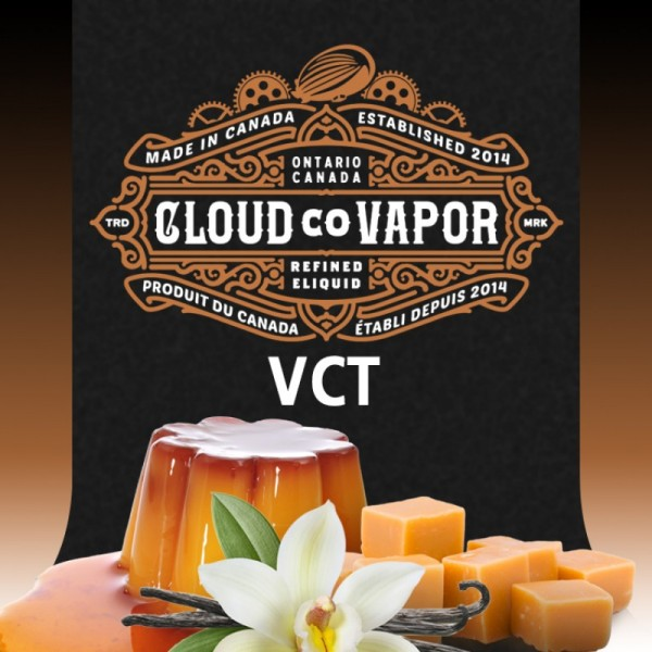 Cloud Co Vapor VCT ( 20ml to 60ml )
