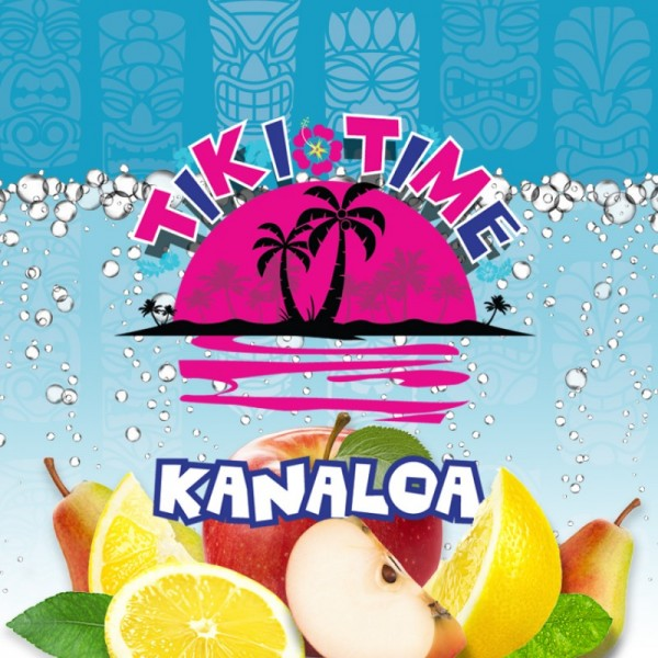 Tiki Time Kanaloa ( 20ml to 60ml )