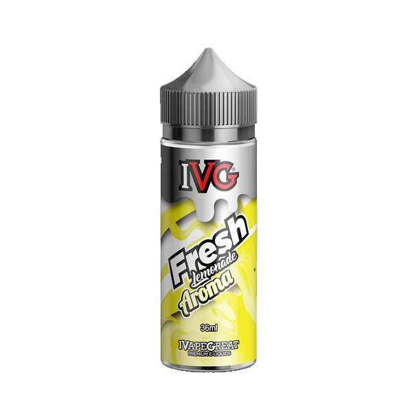 I VG Fresh Lemonade (36ml to 120ml)