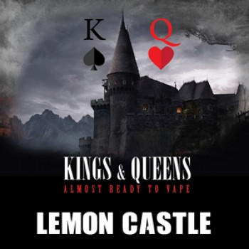 Lemon Castle - (Flavorshot for 120ml)