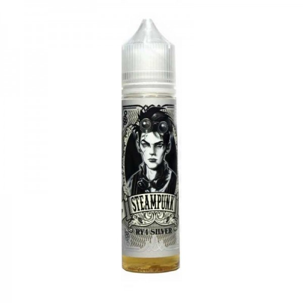 SteamPunk RY4 Silver (20ml to 60ml)