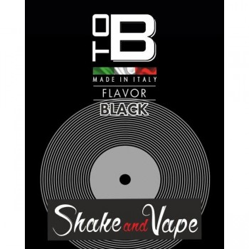ToB FlavourShot Black (20ml to 60ml )