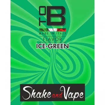 ToB FlavourShot Ice Green (20ml to 60ml )