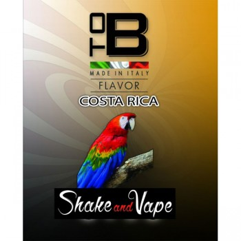 ToB FlavourShot Costa Rica (20ml to 60ml )