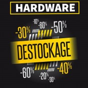 HARDWARE STOCK