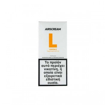AirScream Pops Lemon S 19mg
